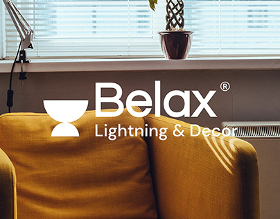 Belax - Branding design concept for furniture company