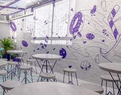 Hanzel & Shake It | Branding & Architecture