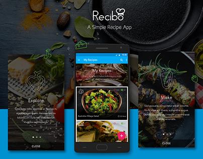Mobile Recipe Application, Mobile Restaurant Apps