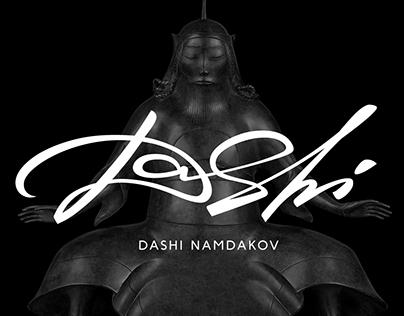 Dashi Namdakov sculptor / Identity