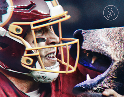 Washington Redskins - NFL 2019/20 Gameday Graphic