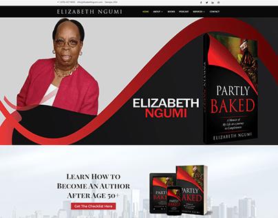 Author Elizabeth Ngumi Website