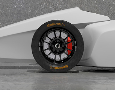 Formula Student Electric (FSE) Race Car Body Design
