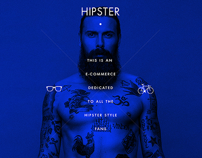 HIPSTER / e-Commerce