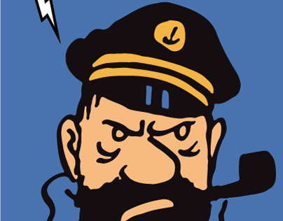 Capitaine Haddock 2.0