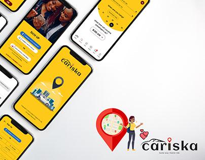 Cariska - Car Pooling App