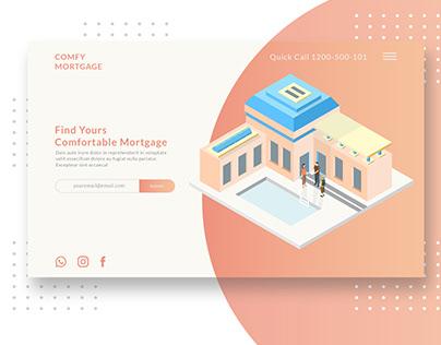 Landing Page Mortgage