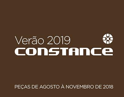 Constance - Peças para a Coleção de Verão 2019