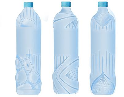 FAST SKETCH - Bottles -