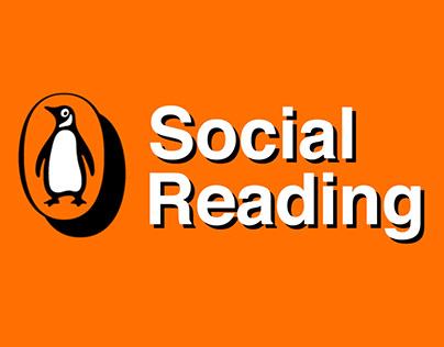 Penguin's Social Reading