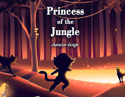 Princess of the Jungle (character design)