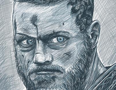 King Ragnar Lothbrok