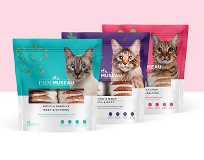 Faim Museau - Gamme pour chats
