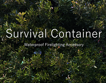 Survival Container