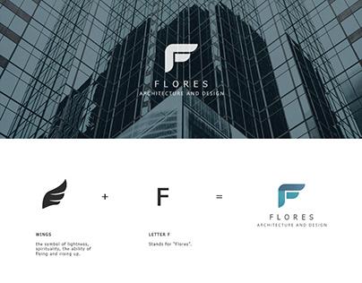Logo for Flores Architectures & Design