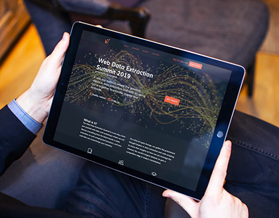 Extract Summit - Website & Branding