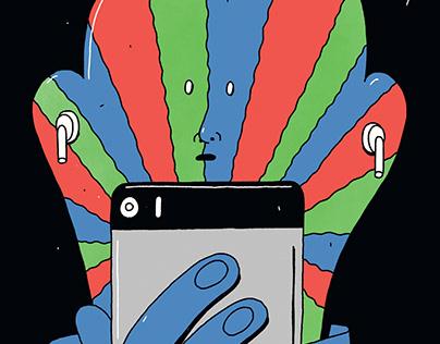 De Standaard Weekblad: 'Braindrain'