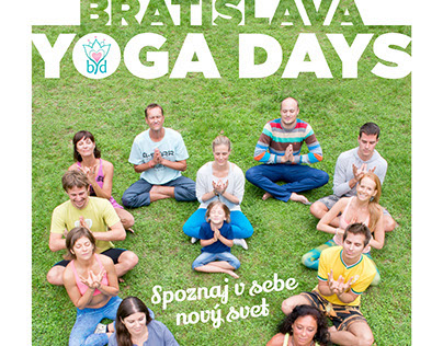 Bratislava Yoga days Campaign 2015