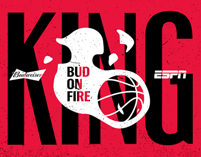 Bud On Fire | ESPN NBA Finals