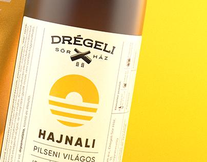 Drégeli Brewery Brand & Packaging