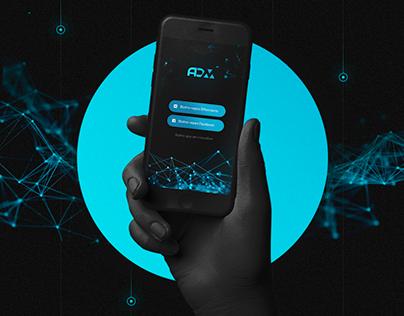 ADMAKER | Mobile app and presentation