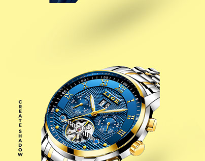 expensive watches cliping path