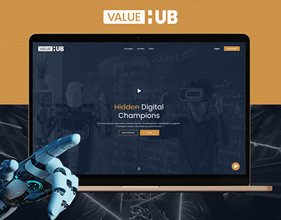 ValueHUB - Website Design & Development