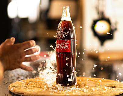Coke With Meals 19/20 Campaign