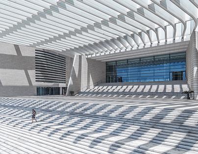 Qingdao Grand Theatre(青岛大剧院)