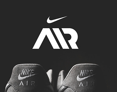 Nike Air Force Concept shoot