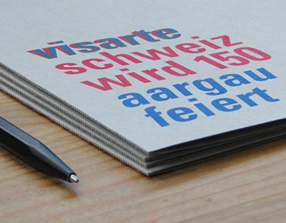 invitation for visarte.aargau