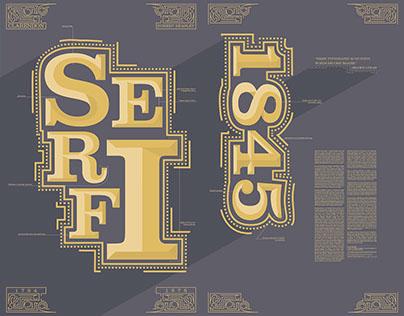 Clarendon, Serif