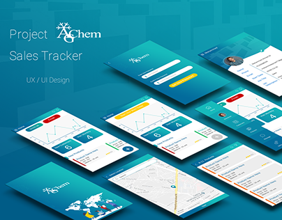 Sales Tracker Mobil App