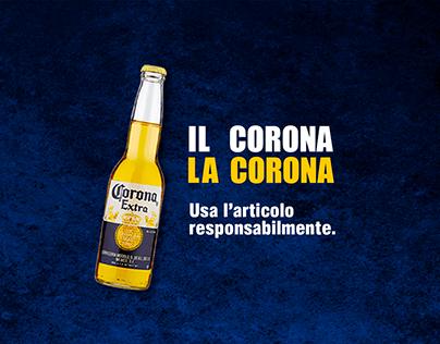 Corona | Integrated campaign