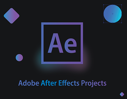Some after effects projects