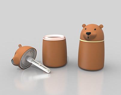 Bear Humidifier