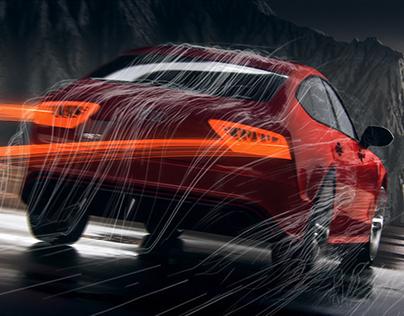 Audi LA Auto Show 2016 Interactive