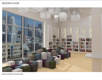 Potrero Branch Library: Part 2