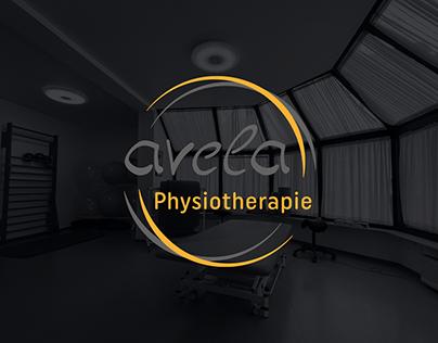 CORPORATE RE-DESIGN – avela Physiotherapie
