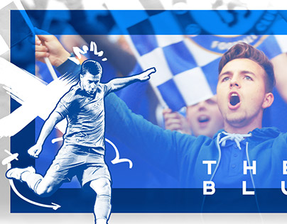 Chelsea FC Motion Concepts and Photo Treatment