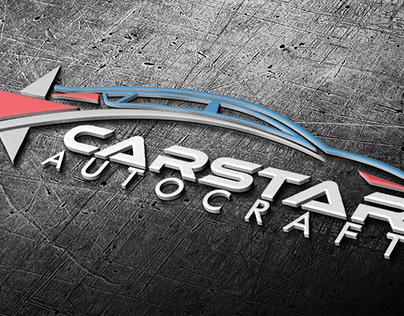 Car Star Autocraft Branding