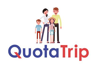 QuotaTrip - Motion Design