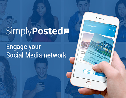 Simply Posted Mobile App  SMM 