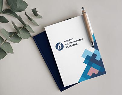 Brand guide manual | International trust company