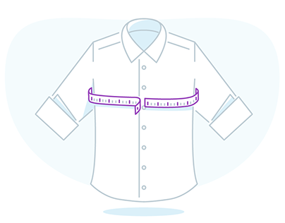 Xedo.com Measurement Guide Illustrations