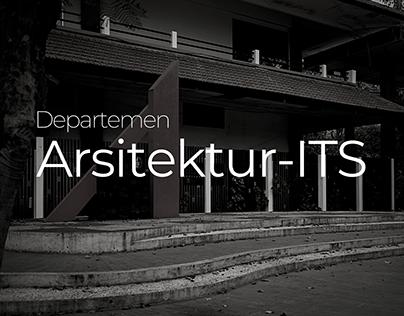 Departemen Arsitektur ITS