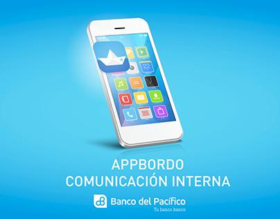AppBordo - Comunicación Interna