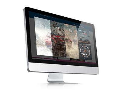 Peugeot 2008 - Interactive Advertising Creative/Design
