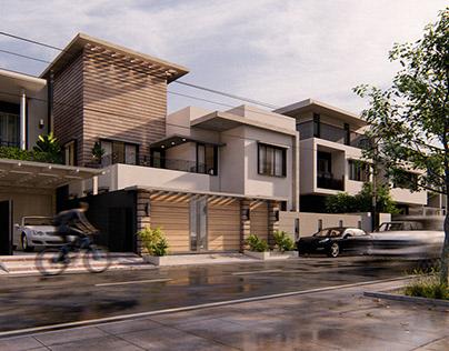Karsaz Villa