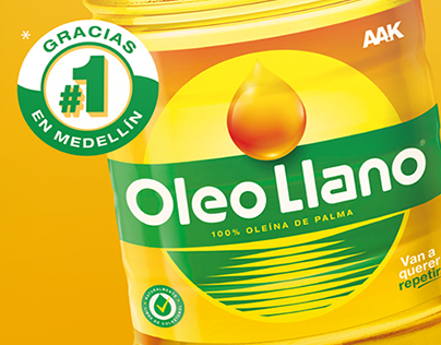 [Campaña] Oleo Llano / Re-lanzamiento